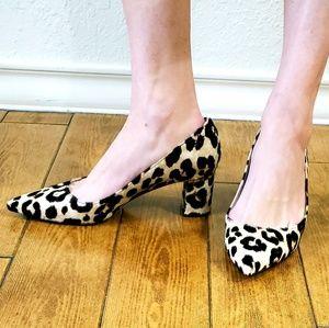 Kate Spade Leopard Print Heels